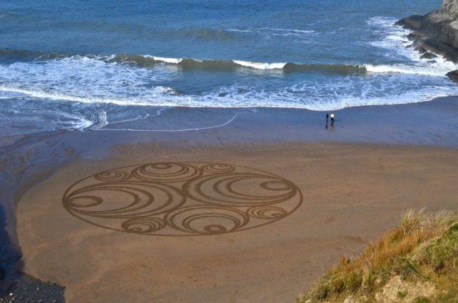 sandcircles