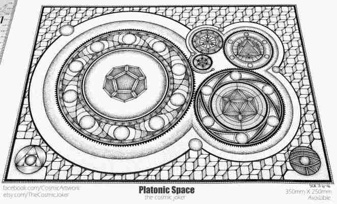 PLATONIC SPACE