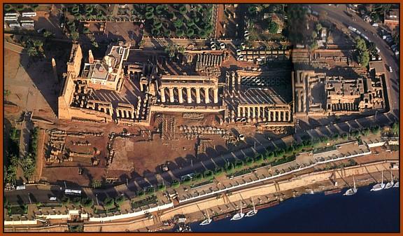 392-Luxor temple aerial 1