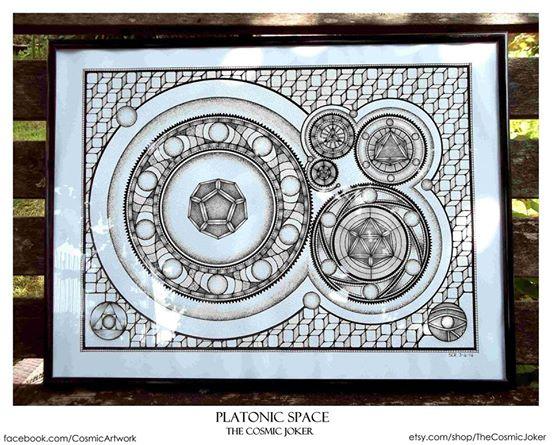 Platonic frames