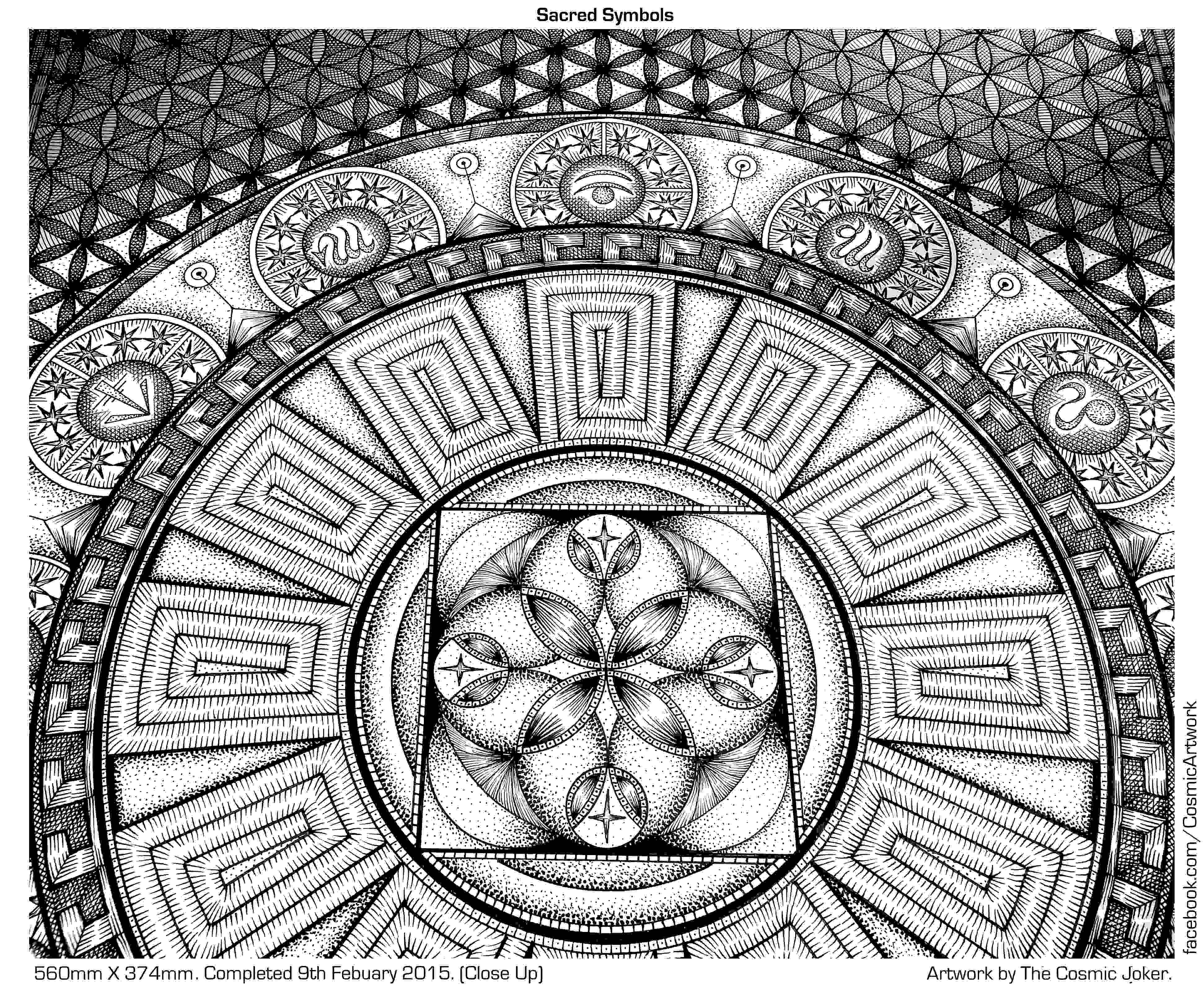New artwork sacred symbols the art of affecting consciousness sacred symbols biocorpaavc