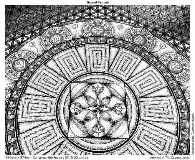 Sacred Symbols.