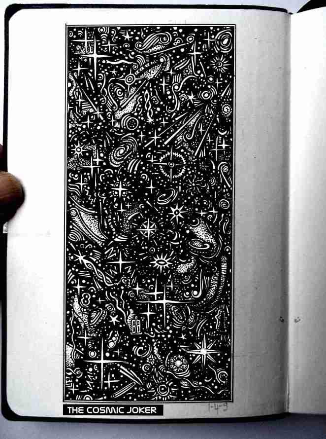 MOLESKINE INSIDE COVER